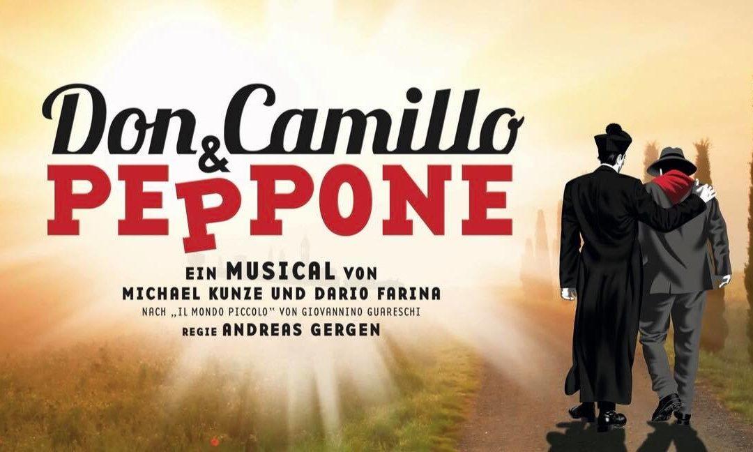 Freilichtspiele Tecklenburg 2019 Don Camillo & Peppone