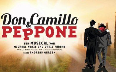DON CAMILLO & PEPPONE Freilichtspiele Tecklenburg