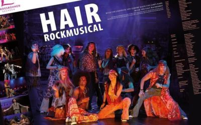 HAIR Das Musical