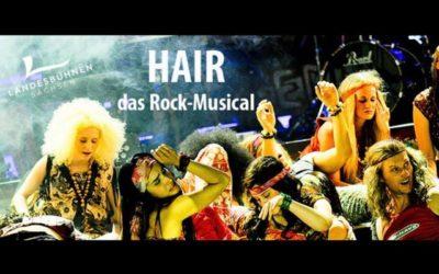 Hair – Sächsische Zeitung vom 06. Mai 2019