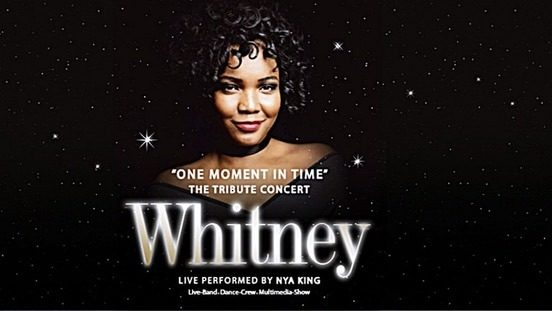 WHITNEY- ONE MOMENT IN TIME