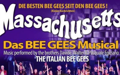 MASSACHUSETTS das BEE GEES Musical