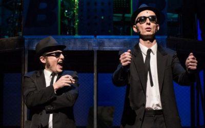 Blues Brothers das Musical