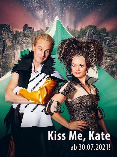 Kiss Me Kate in Rathen